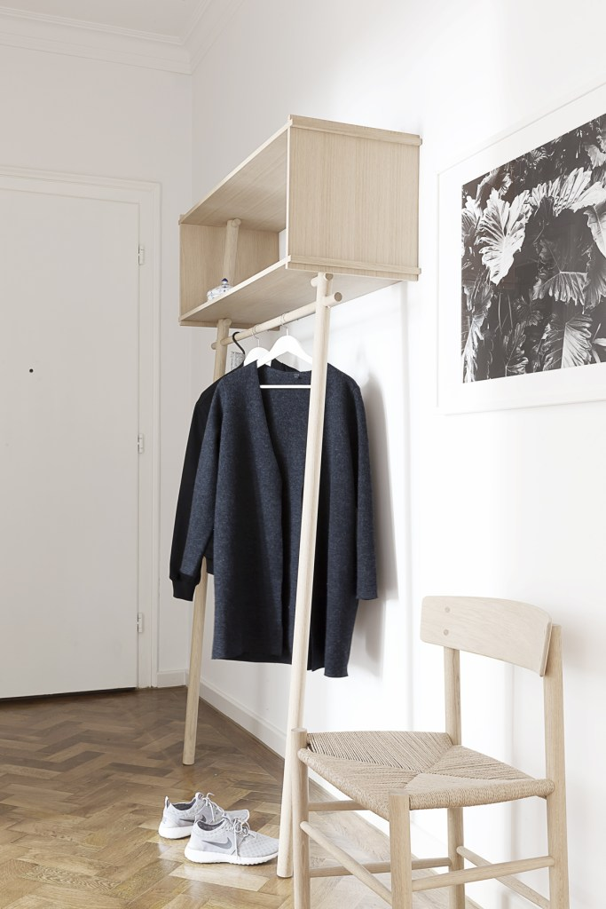 Our hallway - via Coco Lapine Design blog
