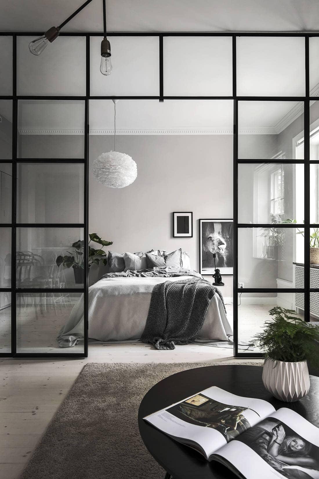 Kitchen living room and bedroom in one coco lapine designcoco lapine design