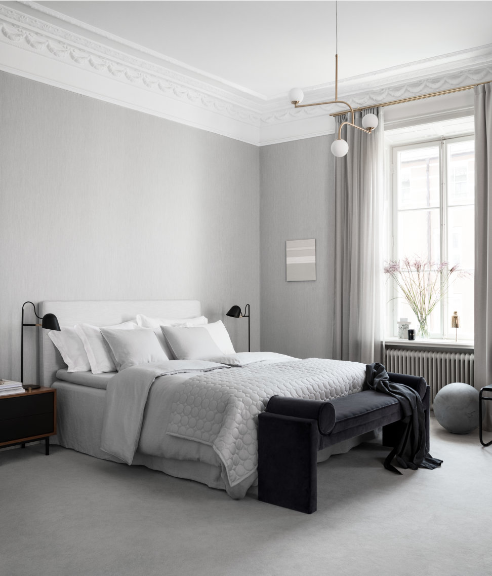 relaxed elegance by h m home coco lapine designcoco. Black Bedroom Furniture Sets. Home Design Ideas