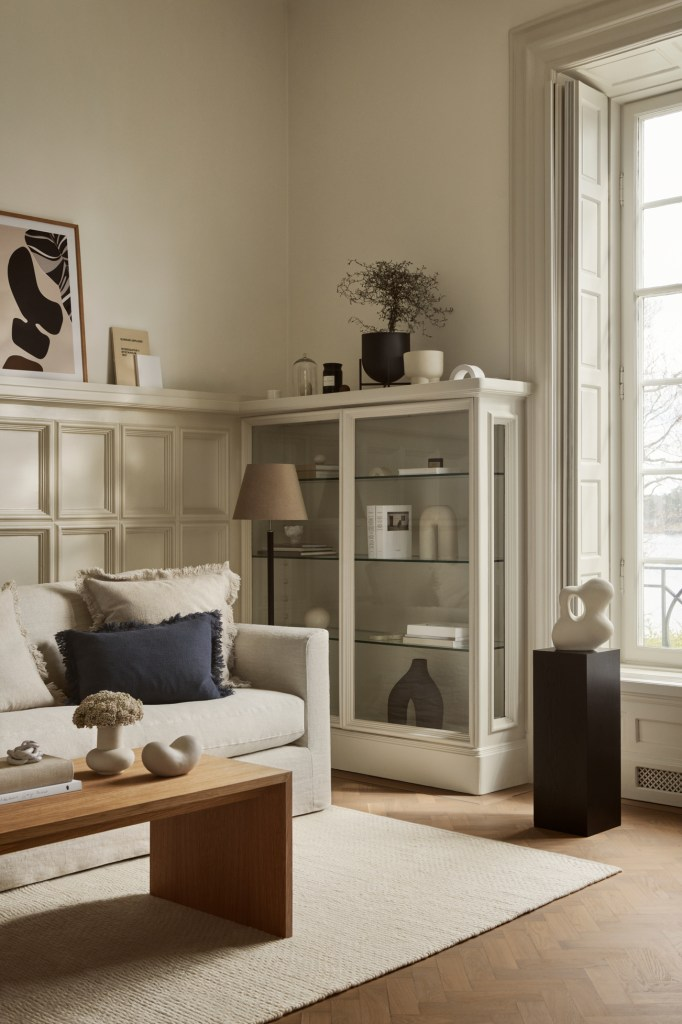Autumn news from H&M Home in soft tones