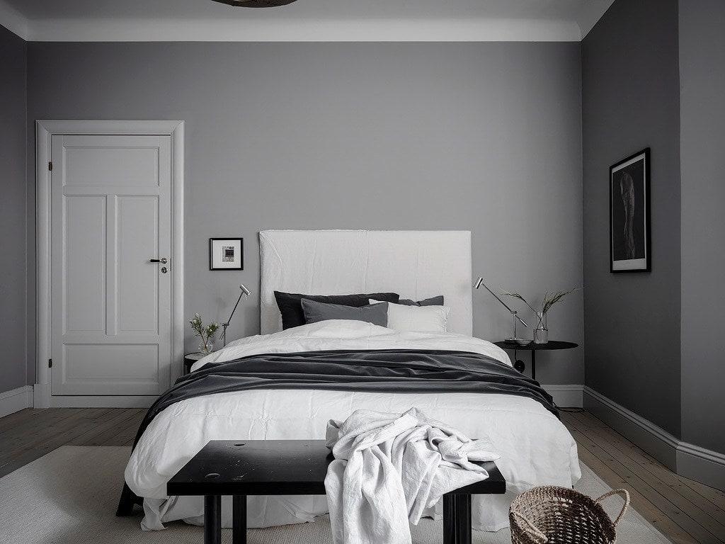 10 inspiring grey bedroom walls - COCO LAPINE ...