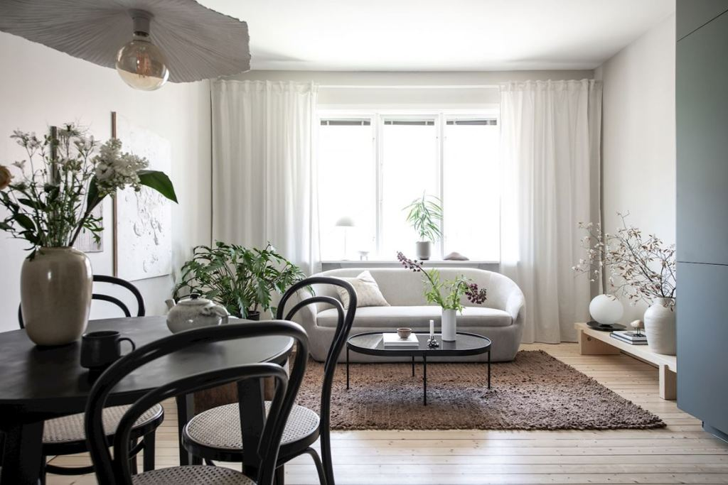 Living Room And Kitchen Combined Coco Lapine Designcoco Lapine Design