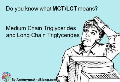 MCTS Medium Chain Triglycerides Coconut Oil