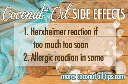 Coconut Oil Side Effects