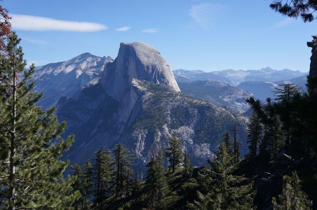 Half Dome, Yosemite National Park, California, USA. Photo: Eeva Routio.