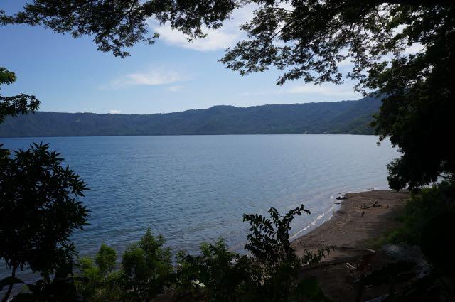 Laguna de Apoyo, Nicaragua. Photo: Eeva Routio.
