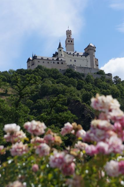 Marksburg Castle, Braubach, Germany. Photo: Eeva Routio.