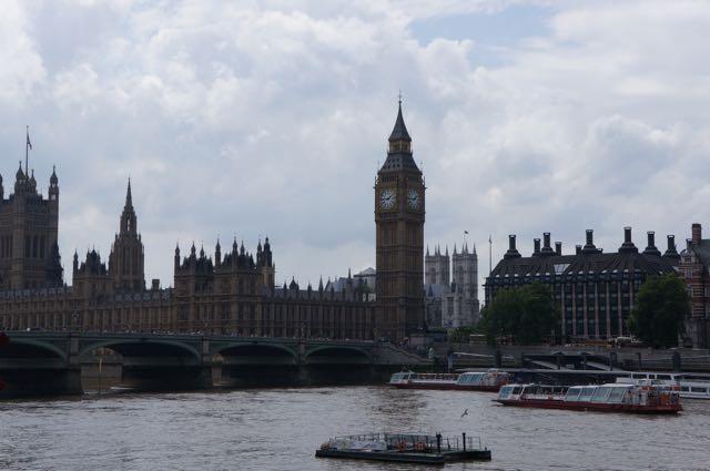 The Big Ben, London, UK. Photo: Eeva Routio.