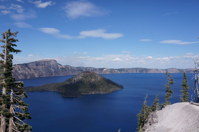 Crater Lake National Park, Oregon, USA. Photo: Eeva Routio.