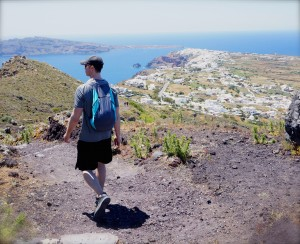 keep fit on your gap-year