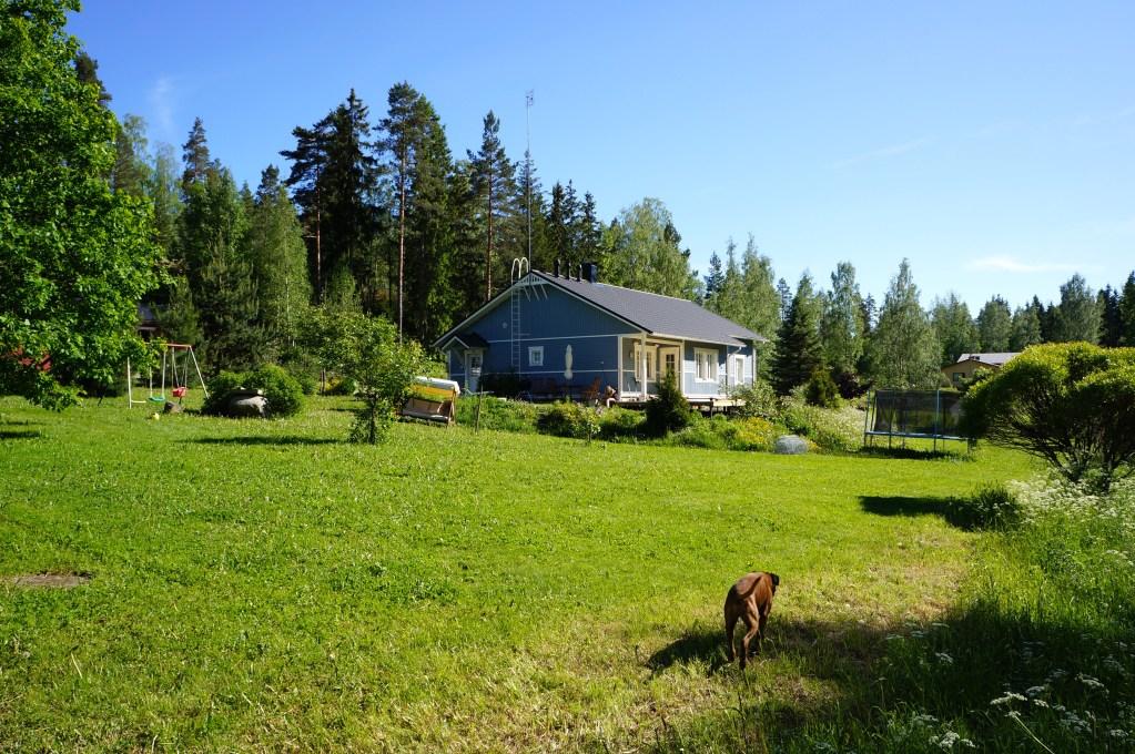 Finnish countryside, Sipoo, Finland. Photo: Eeva Routio.
