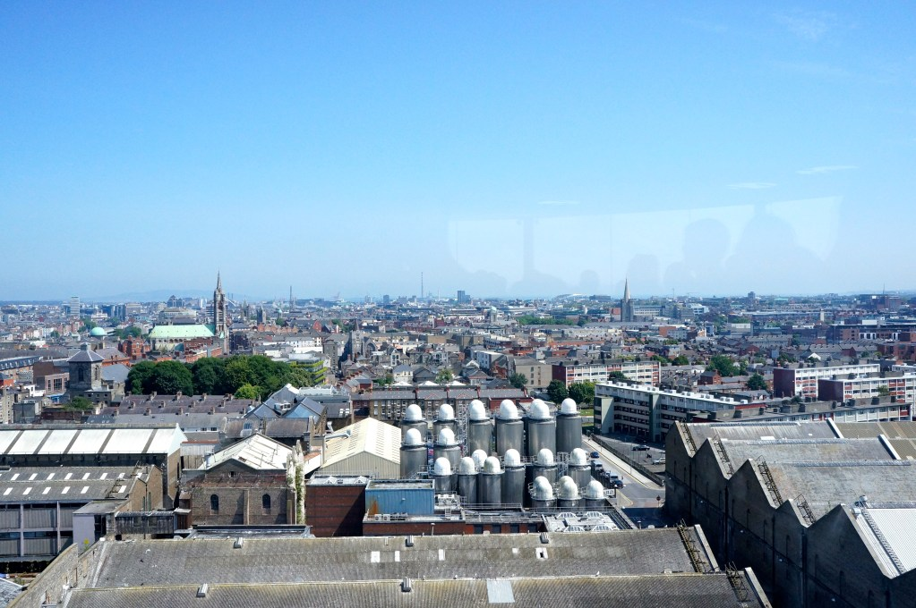 Guinness Distillery, Dublin, Ireland. Photo: Eeva Routio.