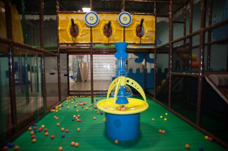 Ball Blasters and Ball Fountain