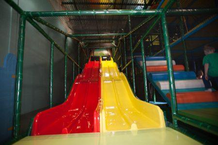 Racing Wavy Slides