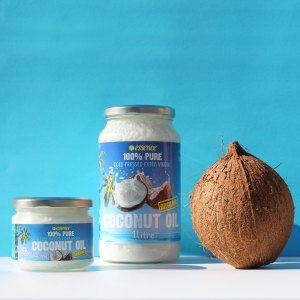 Extra Virgin Organic Cold Pressed Coconut Oil