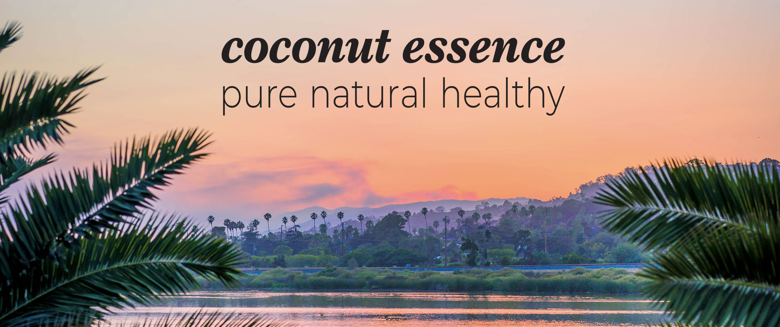 Coconut Essence Pure Natural