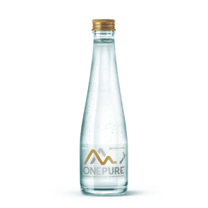 One Pure Sparkling Water 300mL