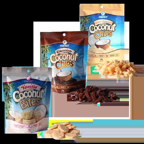 coconut snacks