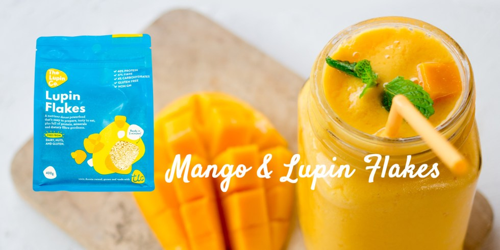 Mango and Coconut Recovery Smoothie