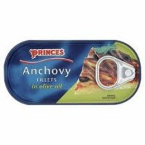 Anchovie Fillets in Olive Oi