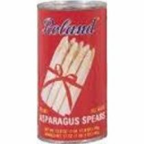 Asparagus Spears (tinned)