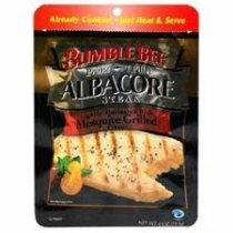 Bumblebee Albacore Steak Mesquite (VacPac)