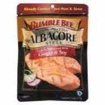 Bumblebee Albacore Steak ginger & Soy (VacPac)