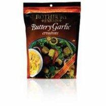 Buttery Garlic Croutons