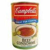 Campbells Beef Consommé