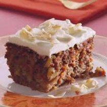 Carrot Cake (Slice)