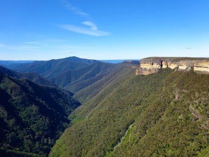 Kanangra-Boyd Nationalpark, New South Wales.