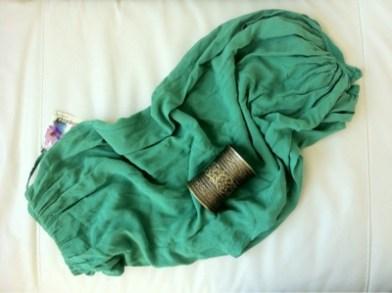 ~ Harem pants & cuff from spain via my wonderful sister ~