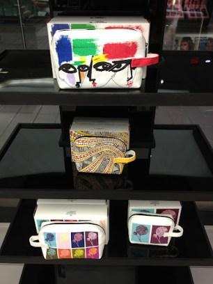 ~ MAC makeup cases remind me of Andy Warhol prints ~
