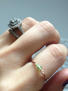 ~ Dainty ring ~