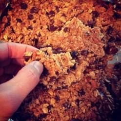 ~ Homemade granola ~