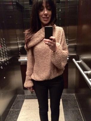 ~ Oversized sweater season ~