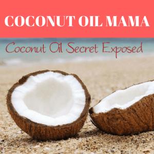 coconut oil mama
