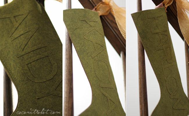 Stockings-Detail