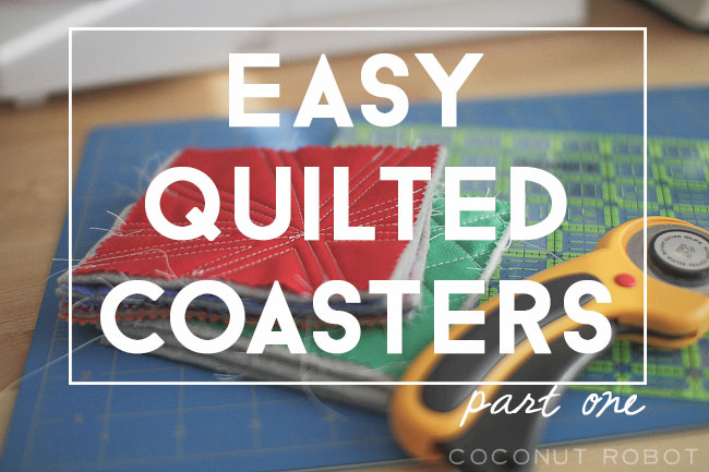 Easy-Quilted-Coaster-Part-1