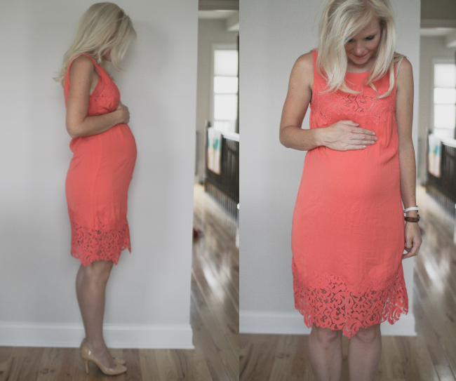 Coral Dress1