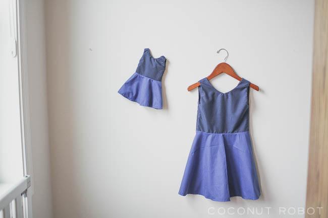 Doll Dress-101