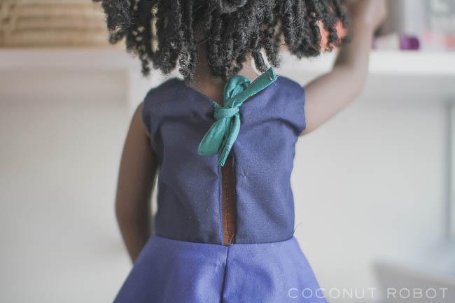 Doll Dress-55