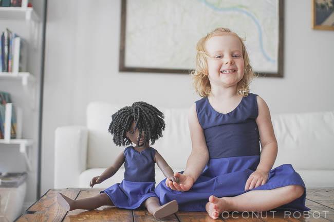 Doll Dress-71