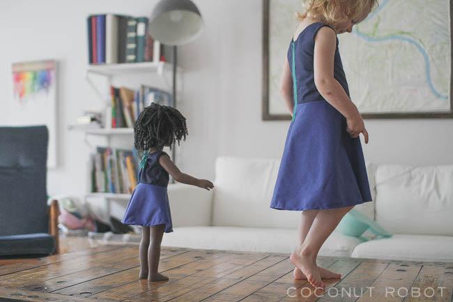 Doll Dress-96
