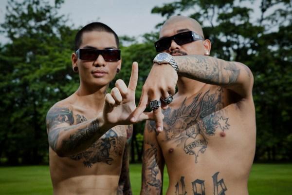 Bangkok Mexican Latino cholo gangsters Thailand