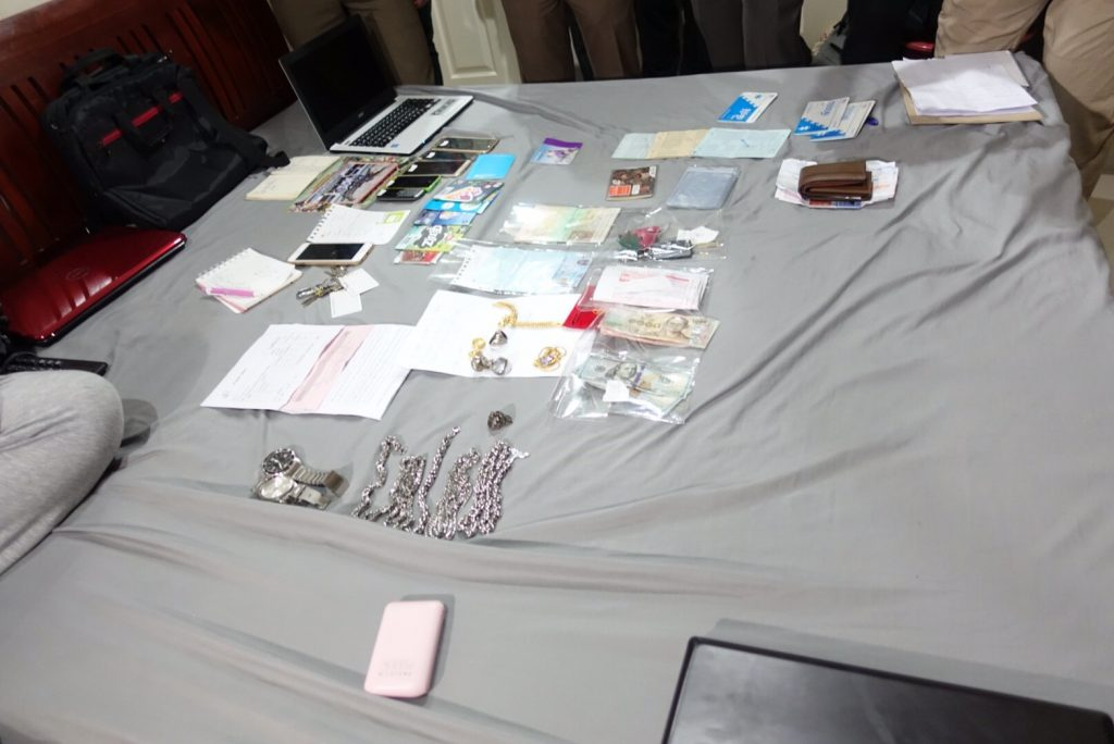 Image result for Nigeria's Star Boy, five others arrested in Bangkok for romance scam