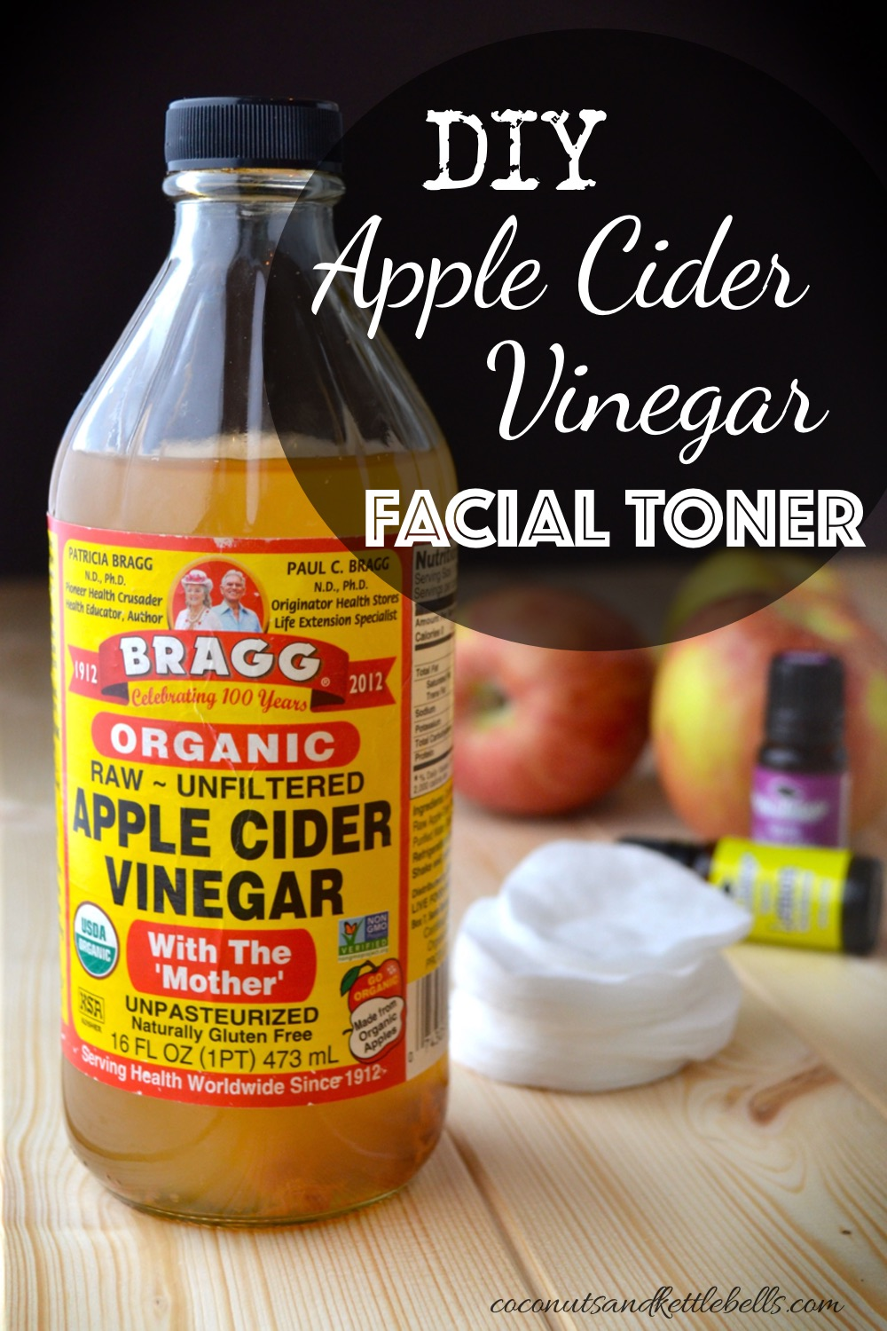 DIY Apple Cider Vinegar Facial Toner Coconuts Amp Kettlebells