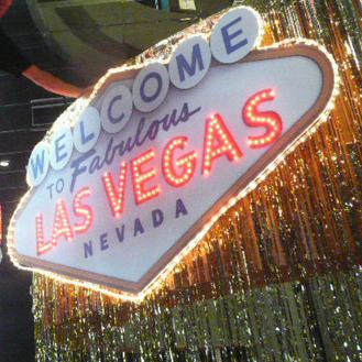 Las Vegas decoratie aankleding Friesland Leeuwarden