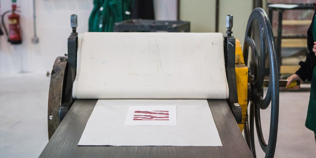 Short course - Intaglio printing