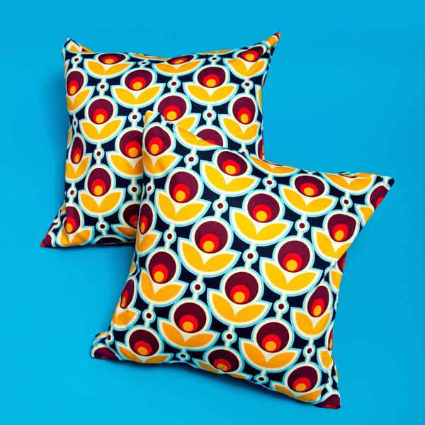 Short course - cushions